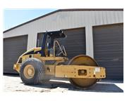 2005 CATERPILLAR CS533E W/ OROPS - E7099