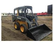 JOHN DEERE 318D RUBBER TIRE LOADER SKID STEER LOADER
