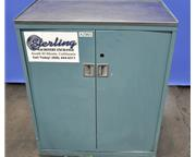 Heavy duty parts cabinet with (6) swing out drawers, #A3008