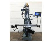 "30"" X Axis 2HP Spindle Bridgeport-Hardinge Series I w/Acurite Mill Power CNC VERTICAL"